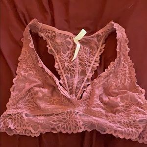 Large Pink Lace